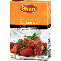Shan Chicken 65 Mix (60 gm box)