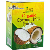 Jiva Organics Coconut Milk Powder (5.2 oz box)