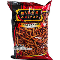 Mirch Masala Tikha Ganthia - Hot (12 oz bag)
