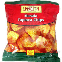 Udupi Tapioca Chips (Masala) (7 oz bag)