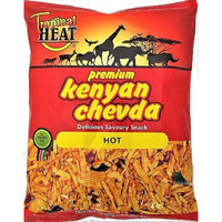 Tropical Heat Premium Kenyan Chevda - Hot (12 oz bag)
