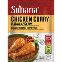 Suhana Chicken Curry Mix (80 gm pouch)