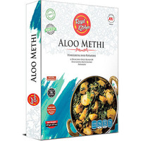 Regal Kitchen Aloo Methi (Ready-to-Eat) - BUY 2 GET 1 FREE! (10 oz box)