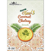 HandS Coconut Chutney with Coriander (7 oz pack)
