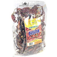 Anand Byadagi Karnataka Dry Whole Chillies (7 oz bag)