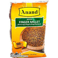 Anand Parboiled Whole Finger Millet (2 lbs bag)