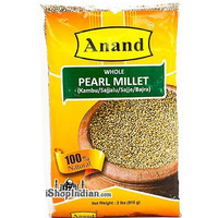 Anand Pearled Whole Pearl Millet (2 lbs bag)