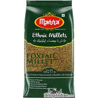 Manna Pearled Foxtail Millet (1.1 lbs bag)