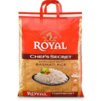 Royal Basmati Rice - Chef's Secret - 10 lbs (10 lbs bag)