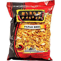 Mirch Masala Papad Bhel (10 oz pack)