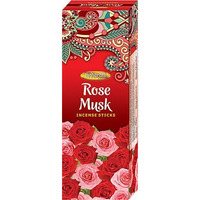 Maharani Rose Musk Incense - 120 Sticks (120 stick box)