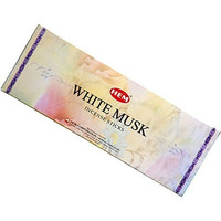 Hem White Musk Incense - 120 sticks (120 sticks)