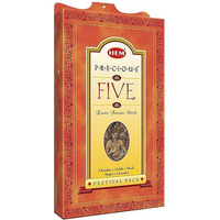 Hem Precious 5 Incense Pack (100 sticks)