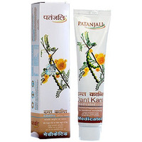 Patanjali Dant Kanti Dental Cream- Toothpaste (200 gm box)