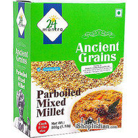 24 Mantra Ancient Grains Parboiled Mixed Millet