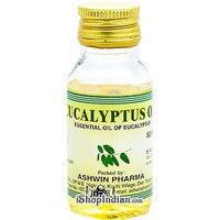 Ashwin Pharma Eucalyptus Oil - 100 ml (100 ml bottle)