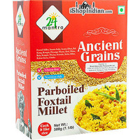 24 Mantra Ancient Grains Parboiled Foxtail Millet