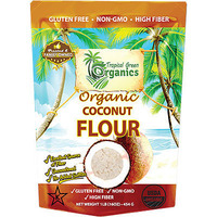Tropical Green Organics Organic Coconut Flour