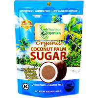 Tropical Green Organics Organic Coconut Palm Sugar