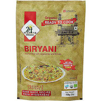 24 Mantra Organic Biryani Mix - Ready to Cook