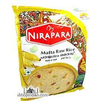Nirapara Payasam / Red Matta Raw Rice (2.2 lbs bag)