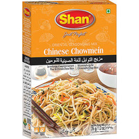Shan Oriental Recipes - Chinese Chowmein Spice Mix (40 gm pack)