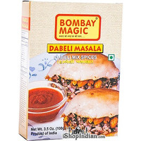 Bombay Magic Dabeli  ...