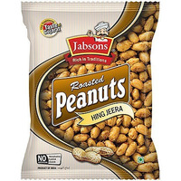 Jabsons Roasted Peanuts - Hing Jeera (5.29 oz pack)