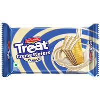 Nutro Vanilla Flavoured Cream Wafers (150 gm box)