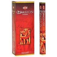 Hem Passion Incense - 120 sticks (120 sticks)