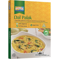 Ashoka Dal Palak (Vegan) (Ready-to-Eat) - BUY 1 GET 1 FREE! (10 oz box)