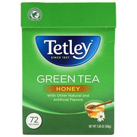 Tetley Green Tea & H ...