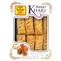 Deep Sweet Khari (Puffed Pastry) (10.6 oz box)