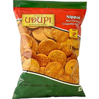 Udupi Nippat - Rice Crackers (7 oz bag)
