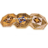 Set of 3 Pcs Marble  ...