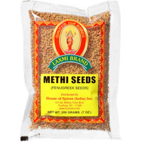 Laxmi Methi (Fenugreek) Seeds - 200 Gm