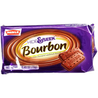 Parle Hide & Seek Bourbon - 70 Gm