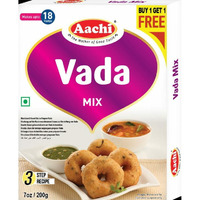 Aachi Vada Mix (Medu Vada) - 200 Gm [Buy 1 Get 1 Free]
