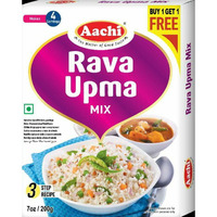 Aachi Rava Upuma Mix - 200 Gm [Buy 1 Get 1 Free]