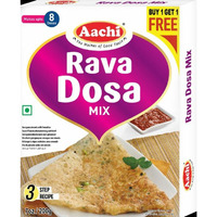 Aachi Rava Dosa Mix - 200 Gm [Buy 1 Get 1 Free]