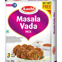 Aachi Masala Vada Mix - 200 Gm [Buy 1 Get 1 Free]