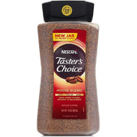 Nescafe Taster's Choice Instant Coffee - 14 Oz