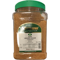 Nirvana Raw Brown Sugar - 3.5 Lb