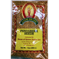 Laxmi Methi (Fenugreek) Seeds - 400 Gm