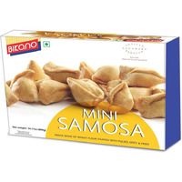 Bikano Mini Samosa - 400 Gm