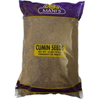 Mani's Cumin Seeds Whole - 4 Lb