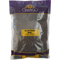 Mani's Mustard Seeds Big - 200 Gm