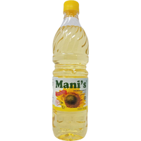 Mani's Sunflower Oil - 1 Ltr