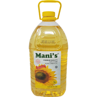 Mani's Sunflower Oil - 5 Ltr