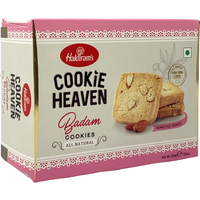 Haldiram's Cookie Heaven Badam Cookies - 200 Gm